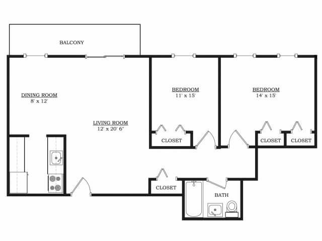 Copper Beech Parkway Plaza Floor Plan 8