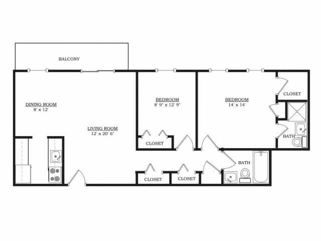 Copper Beech Parkway Plaza Floor Plan 7
